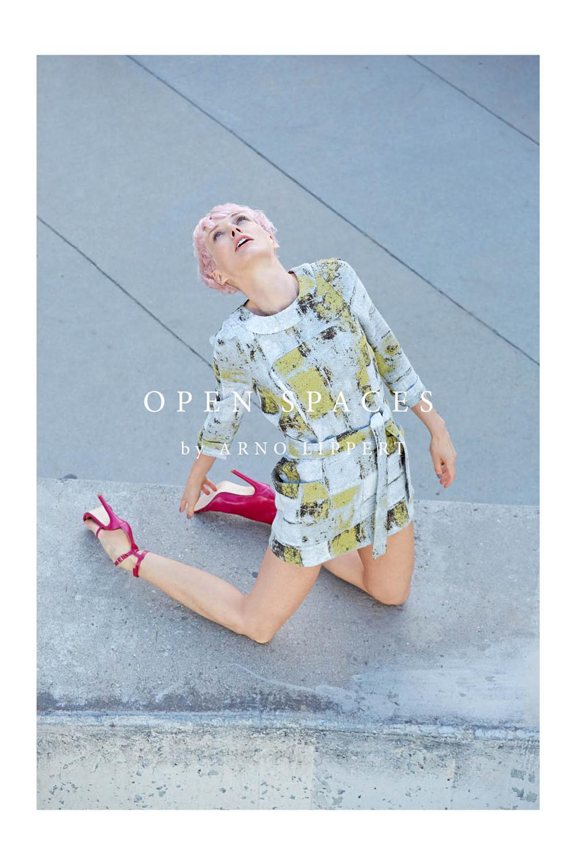 Daniella Hehmann Model Institue Magazine