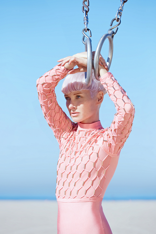 Daniella Hehmann Model Bisous Magazine