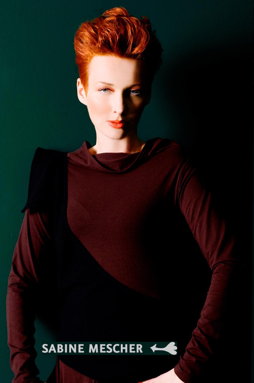 Daniella Hehmann Model Sabine Mescher Design